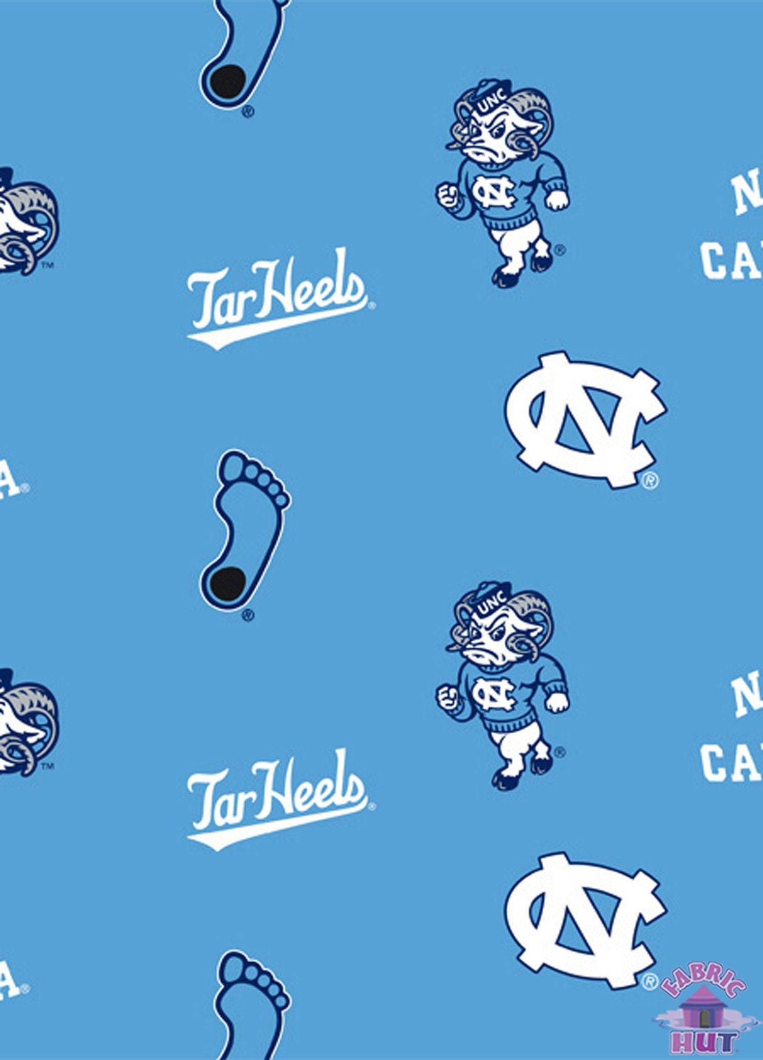 NCAA University of Kansas Jayhawks Toss Cotton Fabric By The Yard