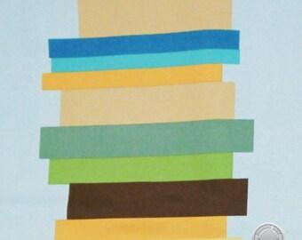 140258523 - Anna Maria Horner Drawing Room Volumes Blue FULL BOLT
