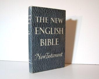 New english bible   Etsy