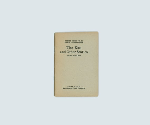 the kiss by anton chekhov essays
