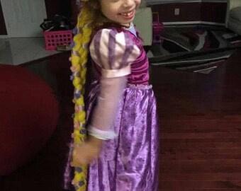 Rapunzel Braid Etsy
