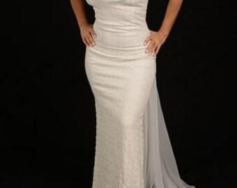 Dave Johnny Wedding Dress