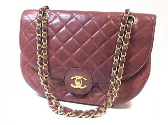 CHANEL handbag authentic