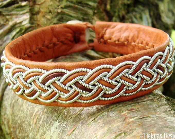 Nordic pagan bracelet FREKI