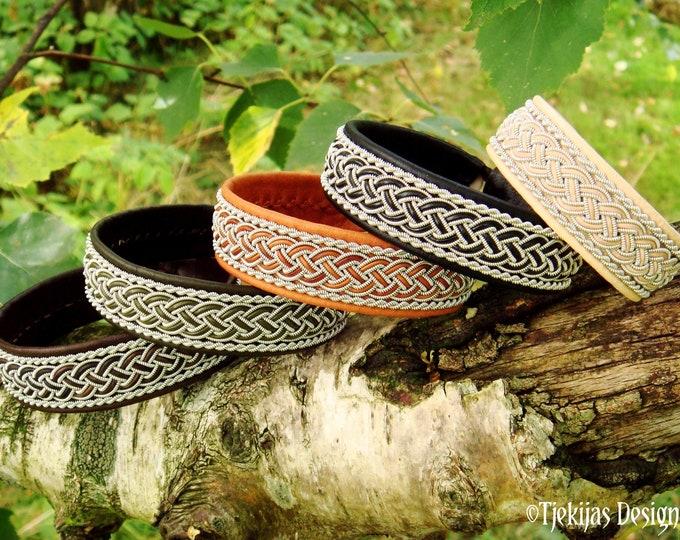 Featured listing image: Scandinavian Sami bracelet GIMLE