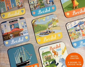 Bristol Coasters