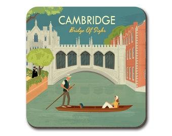 Cambridge Coaster Bridge Of Sighs