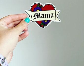 Mama // Vinyl Sticker