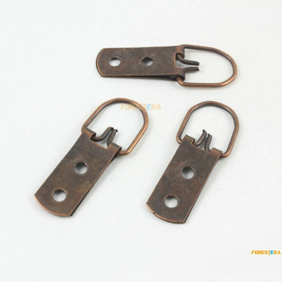 20Pcs Antique Copper Photo Frame Hook Hanging Photo Frame | Etsy