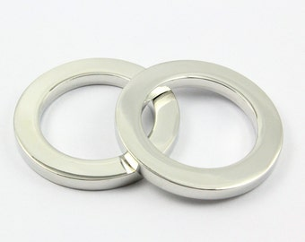 5Pcs O Ring Metal O Ring Inner Diameter 23.5mm (G6003)