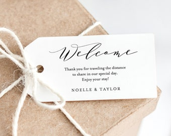 Place Cards & Favor Tags