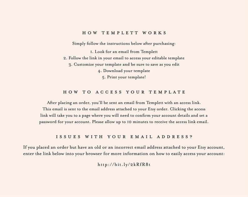 Editable Template Instant Download Dusty Blue Florals Complete Wedding Invitation Suite 003