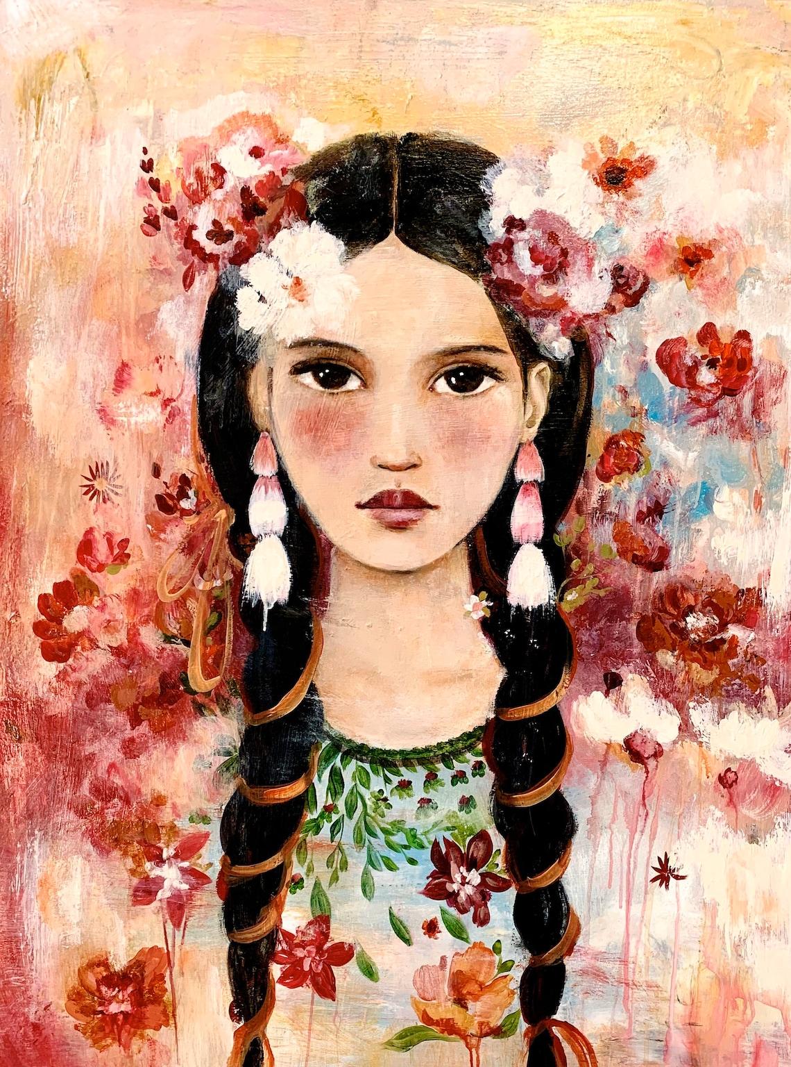 Laura art print image 0