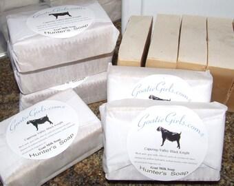 Hunter's Goat Milk Soap