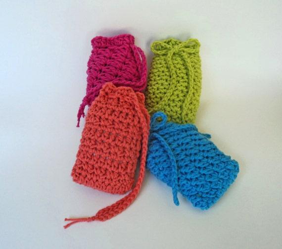 Crochet Pattern Soap Savers Soap Sacks Instant Download Etsy