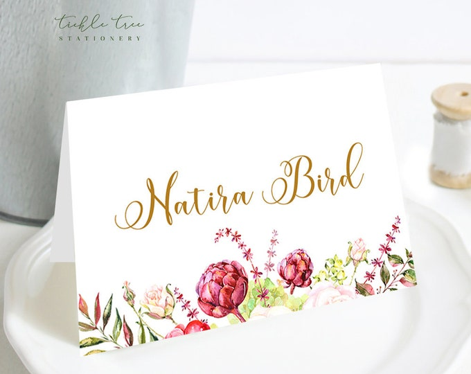Place Cards - Our Embrace (Style 13848)