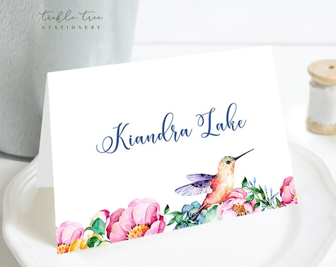 Place Cards - Lovely Garden (Style 13847)