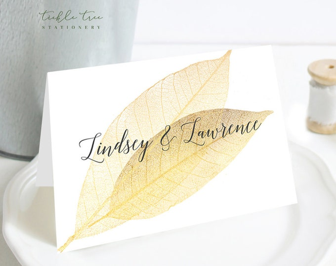 Place Cards - Glamorous Evening (Style 13782)