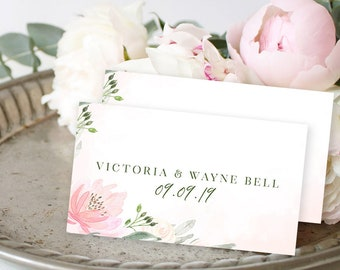 Place Cards/Table Decor - Summer Bloom (Style 13896)
