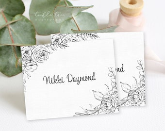 Day Of: Place Cards