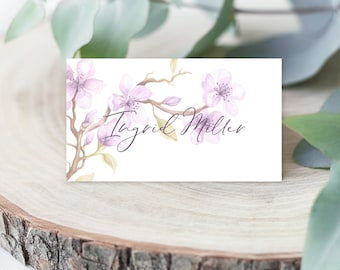 Place Cards/Table Decor - Lilac Blossom (Style 13750)