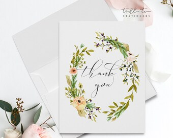 Thank You Cards - Mountainside Meadow (Style 13751-3)