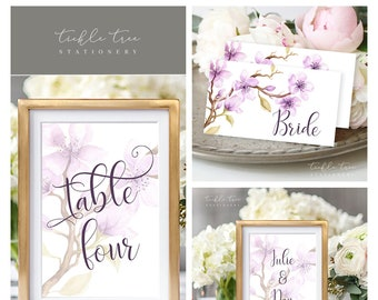 Day Of Packages/Table Decor - In Bloom (Style 13869)
