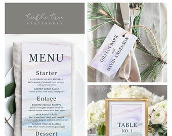 Day Of Packages/Table Decor - Desert Sands (Style 13728)