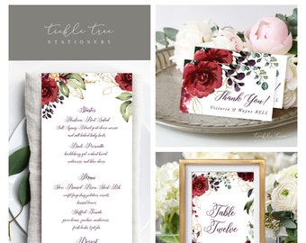 Day Of Packages/Table Decor - A Beautiful December (Style 13858)