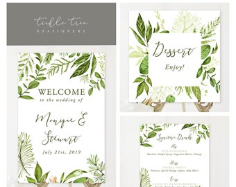 Day of Signage (Small Signs) - Whispering Garden (Style 13799)