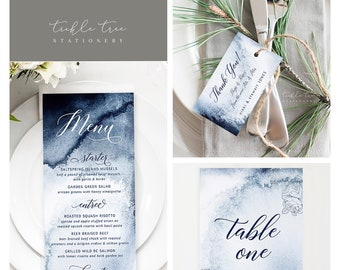 Day Of Packages/Table Decor - Whistler Winds (Style 13760)