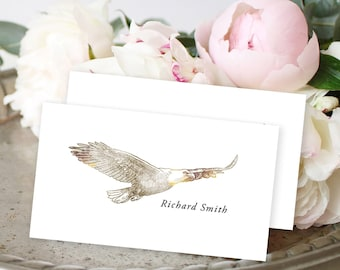Place Cards - Woodlands Wedding/Eagle (Style 13768)