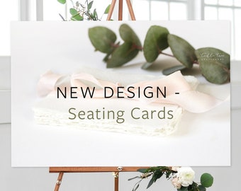 Seating Cards, New Design