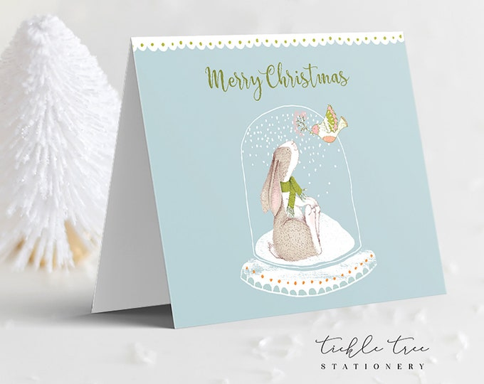 Holiday Greeting Card Set - Sweet Woodlands (Style 13990)