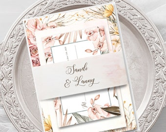 Wedding Invitations - Celebrating Romance (Style 13977)