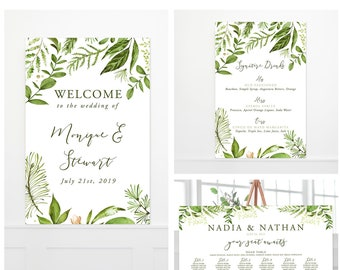 Large Sign Package - Whispering Garden (Style 13799)