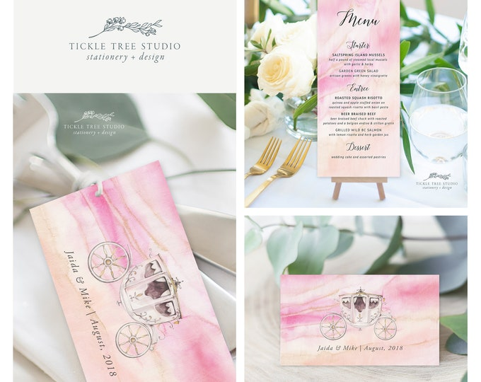Once Upon A Time (Style 13671) - Day of Stationery Deposit