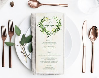 Day of Details - Placecards/Design & Printing - Garden Dreams (Style 13828)