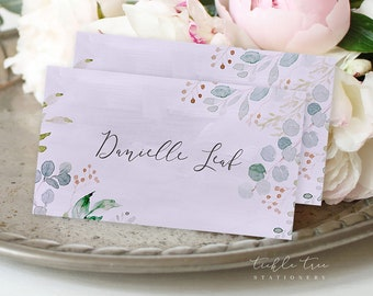 Day of Details - Placecards/Design & Printing - Enchanted (Style 13852)