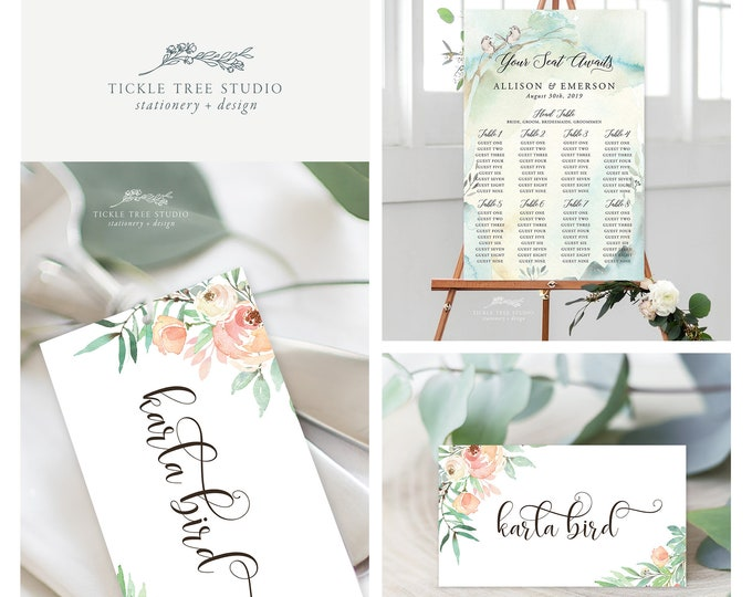Nature's Dreamers (Style 13821) - Day of Stationery Deposit