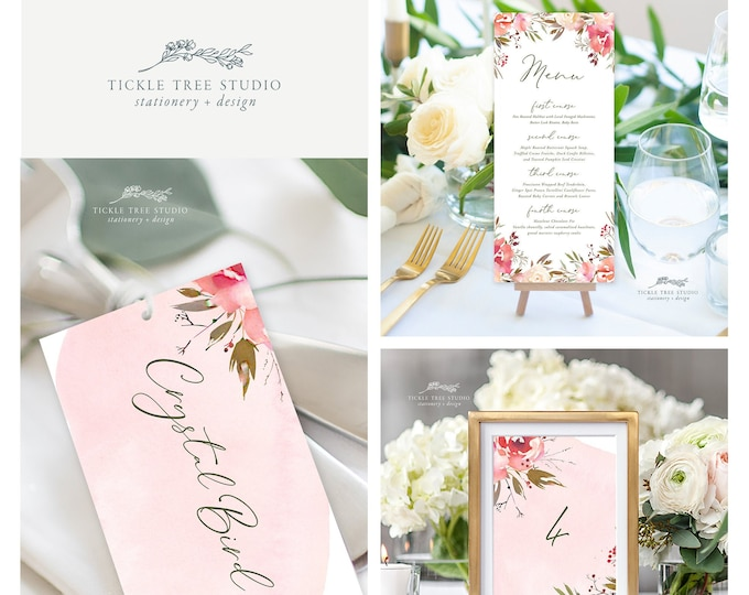 Wedding Day In the Park (Style 13976) - Day of Stationery Deposit