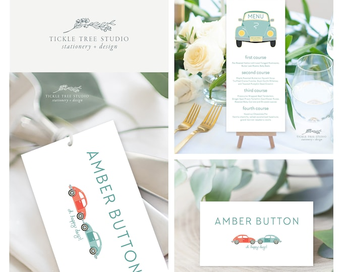 Driven by Love (Style 13633) - Day of Stationery Deposit