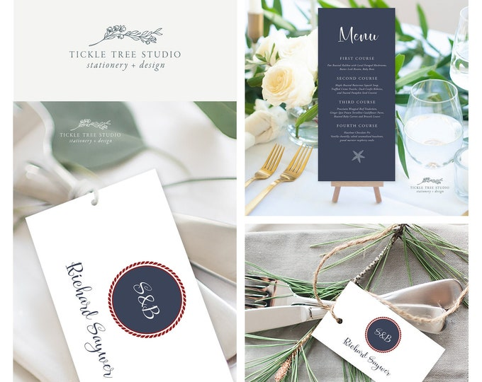Come Fly with Us Destination Wedding (Style 13769) - Day of Stationery Deposit