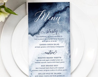 Menus - Whistler Winds (Style 13760)