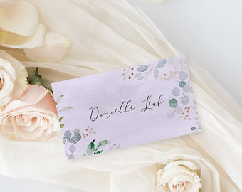 Favour Tags, Gift Tags, Place Cards - Enchanted (Style 13852)