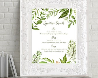 Wedding Prints & Signs
