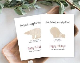 Holiday Note Card Set - Woodland Spirit