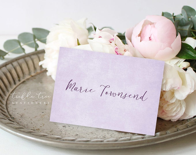 Place Cards - Summer Blooms (Style 13570)