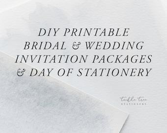 DIY Printable Files