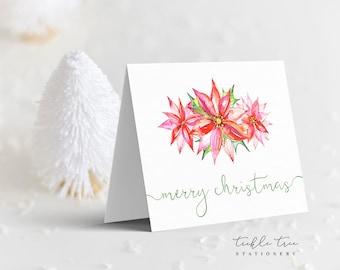 Holiday Note Card - Happy Garden (HC08)